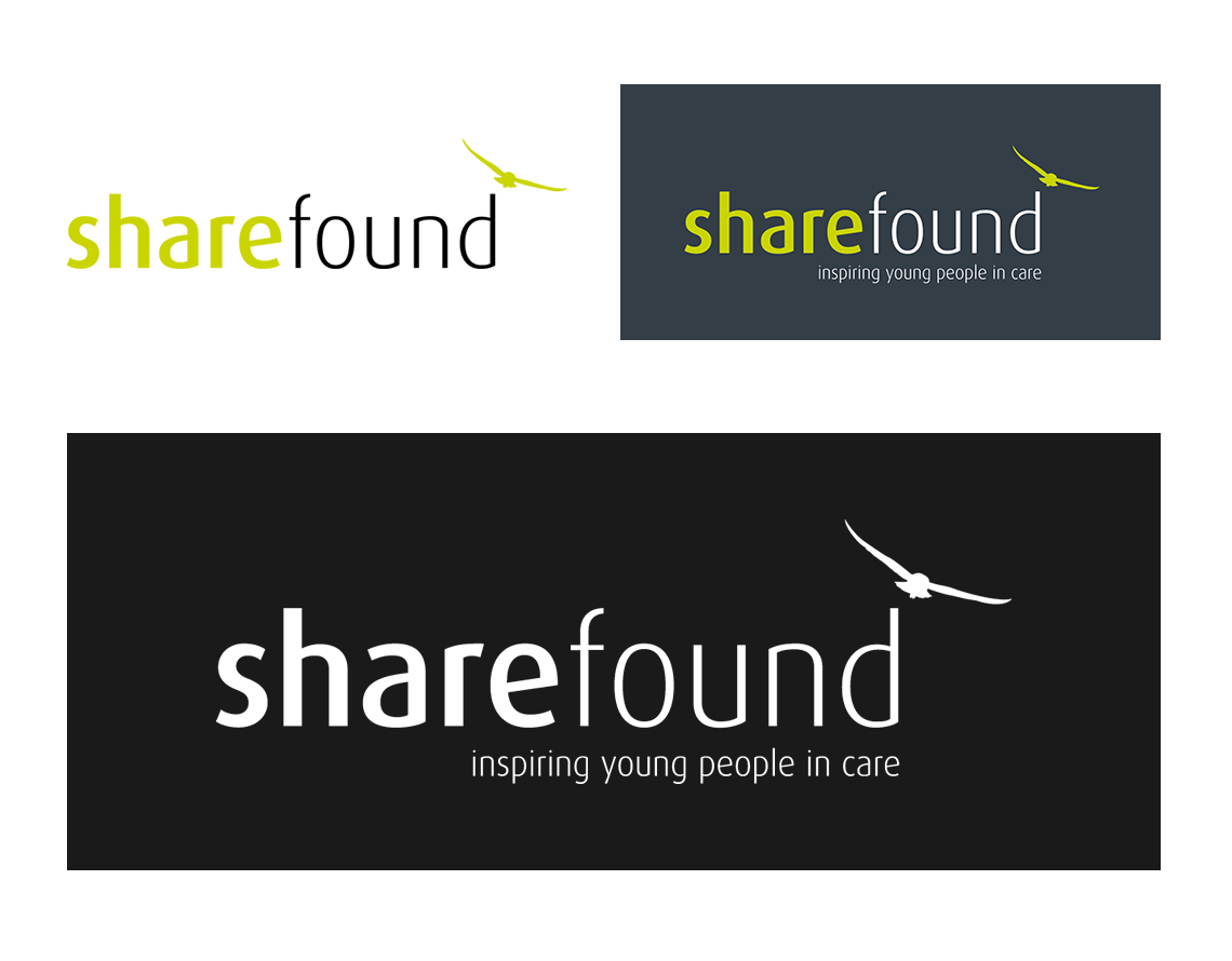ShareFound Logo Design